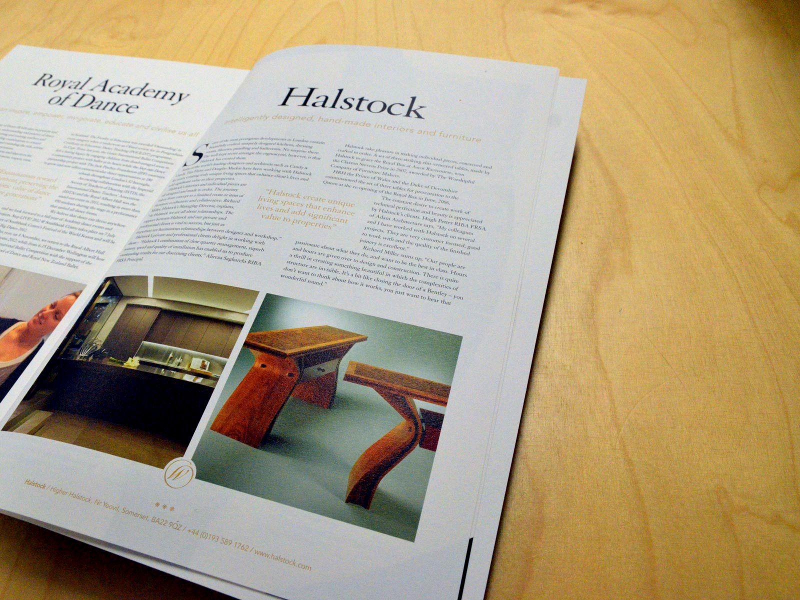 halstock